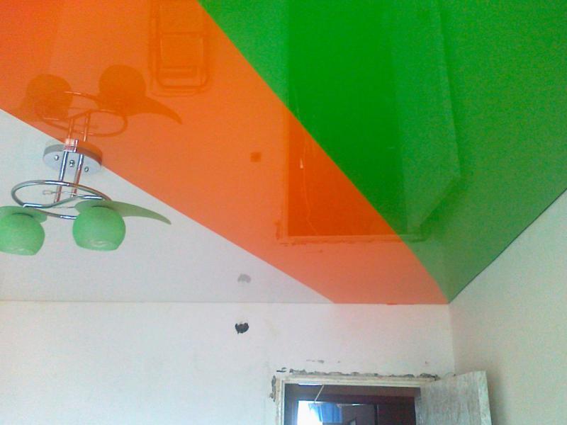 Натяжные потолки смоленск фото