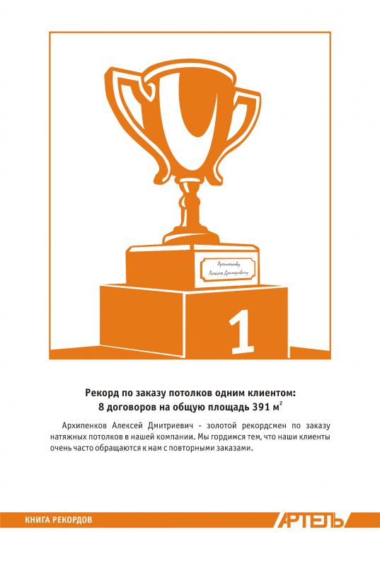 Книга рекордов № 4